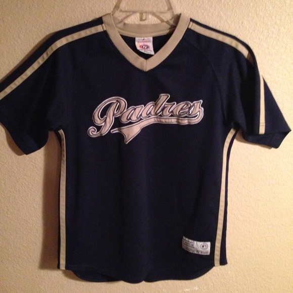new arrivals e86d2 a79f3 Vintage Youth XL San Diego Padres Jersey